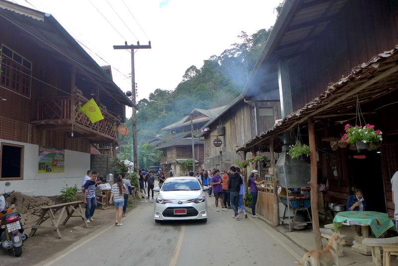 Ban Mae Kampong