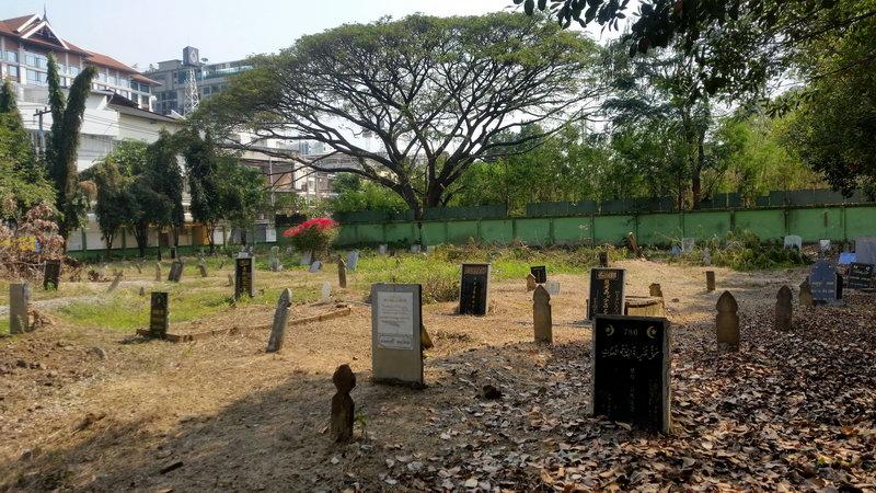 Chang Klan Cemetery