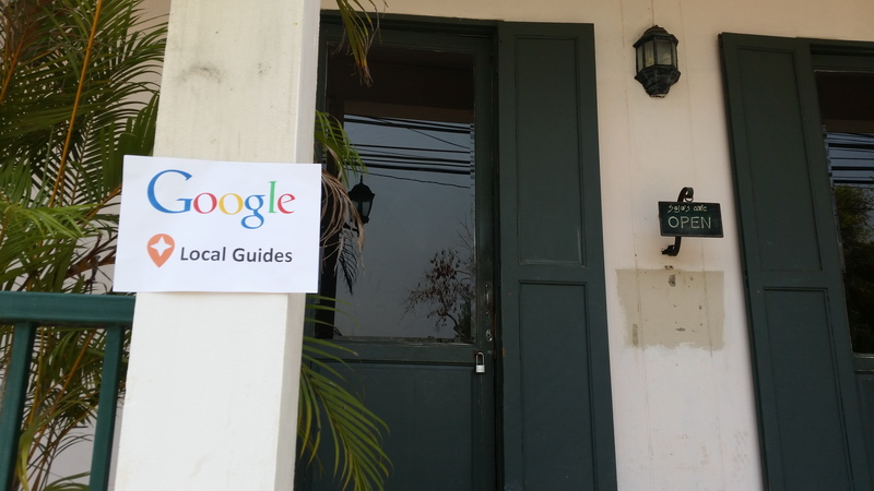 Google Local Guides Meetup Chiang Mai