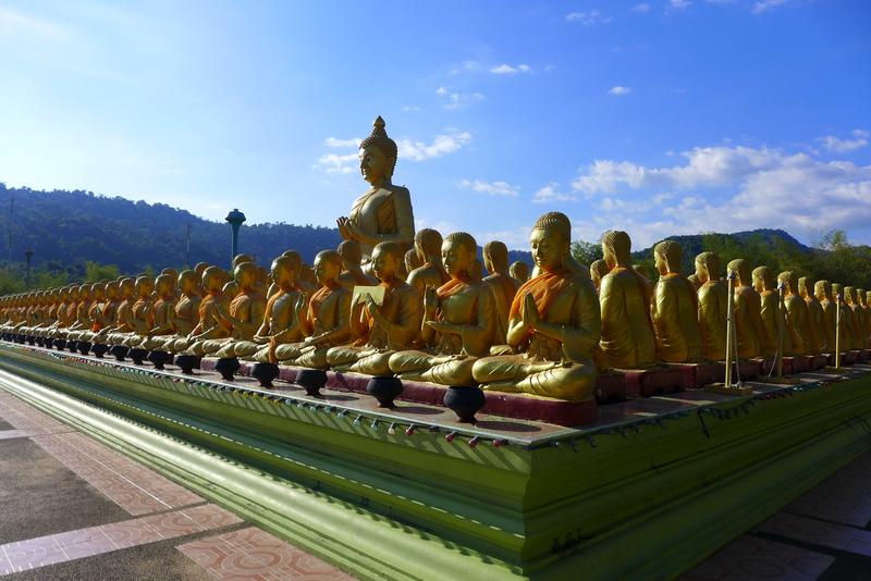 Makha Bucha Buddhism Memorial Park