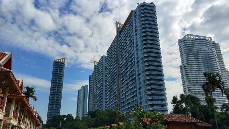 Lumpini Park Beach Jomtien Condominium