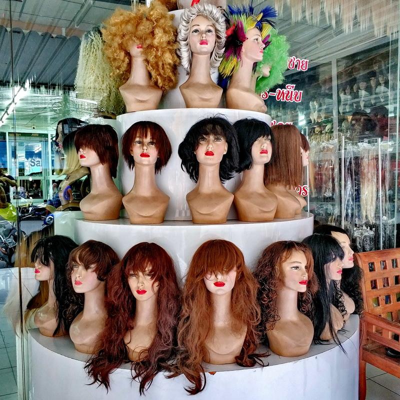 Star Hair Wig Shop Pattaya
